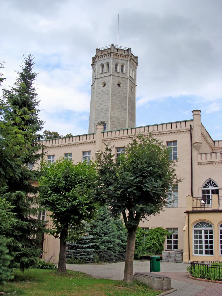 Pałac Mysłakowice